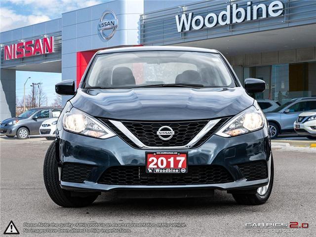 2017 Nissan Sentra 1.8 SV (Stk: P7119) in Etobicoke - Image 2 of 20