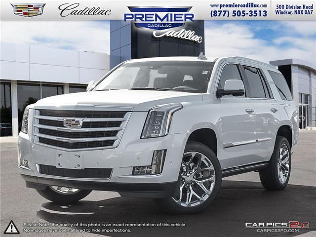 2019 Cadillac Escalade Premium Luxury (Stk: 191121) in Windsor - Image 1 of 27