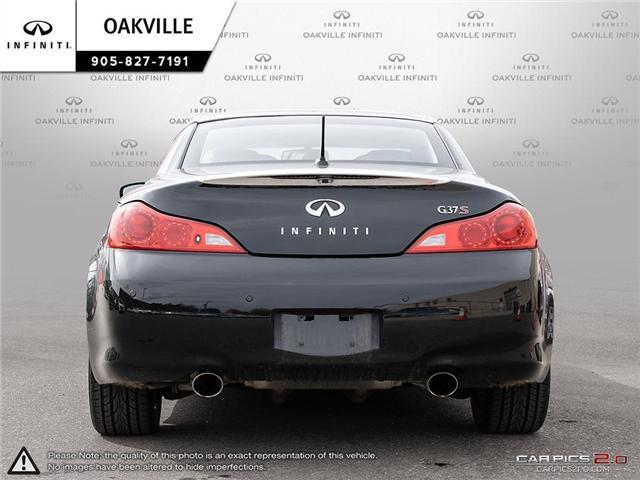 2013 Infiniti G37 Sport (Stk: Q18340A) in Oakville - Image 5 of 25