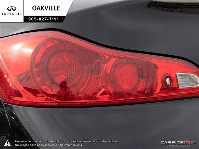 2013 Infiniti G37 Sport (Stk: Q18340A) in Oakville - Image 11 of 25