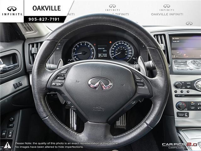 2013 Infiniti G37 Sport (Stk: Q18340A) in Oakville - Image 12 of 25