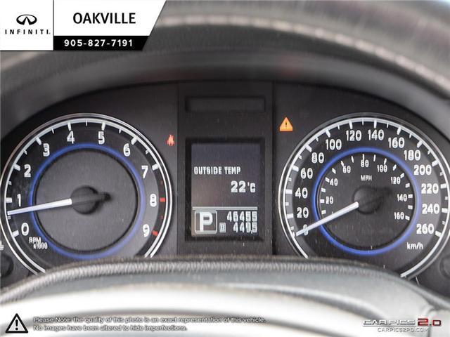 2013 Infiniti G37 Sport (Stk: Q18340A) in Oakville - Image 13 of 25