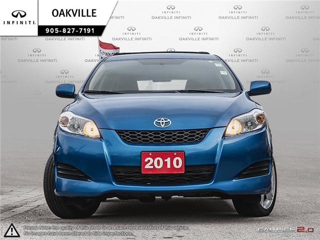 2010 Toyota Matrix Base (Stk: Q18178A) in Oakville - Image 2 of 27