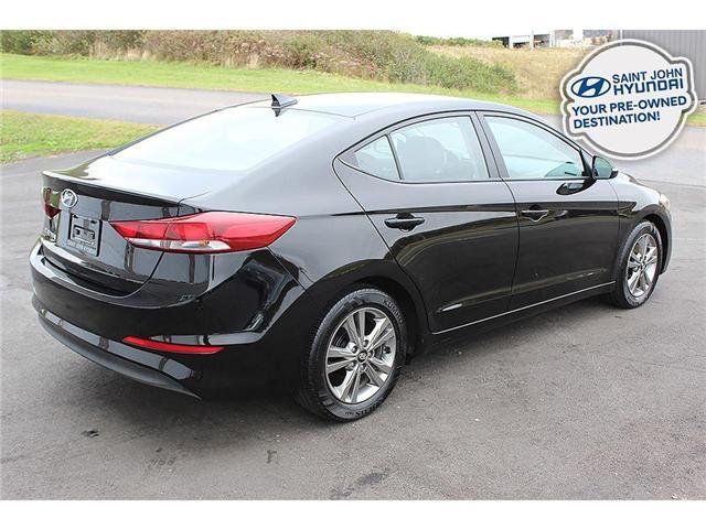 2018 Hyundai Elantra GL SE (Stk: U1918) in Saint John - Image 6 of 21