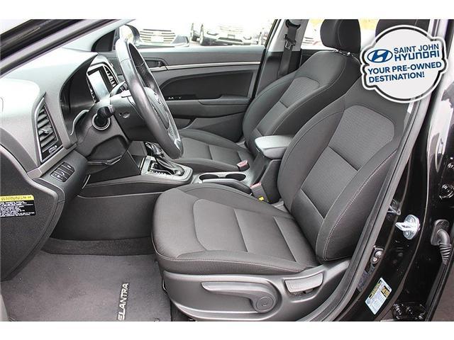 2018 Hyundai Elantra GL SE (Stk: U1918) in Saint John - Image 10 of 21