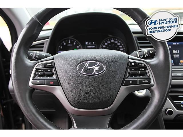 2018 Hyundai Elantra GL SE (Stk: U1918) in Saint John - Image 11 of 21