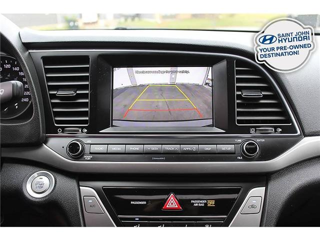 2018 Hyundai Elantra GL SE (Stk: U1918) in Saint John - Image 15 of 21