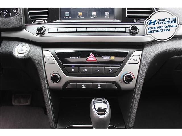 2018 Hyundai Elantra GL SE (Stk: U1918) in Saint John - Image 16 of 21