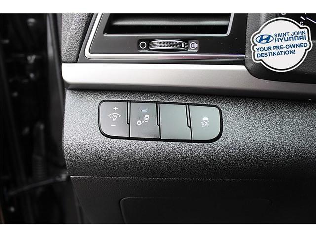 2018 Hyundai Elantra GL SE (Stk: U1918) in Saint John - Image 18 of 21