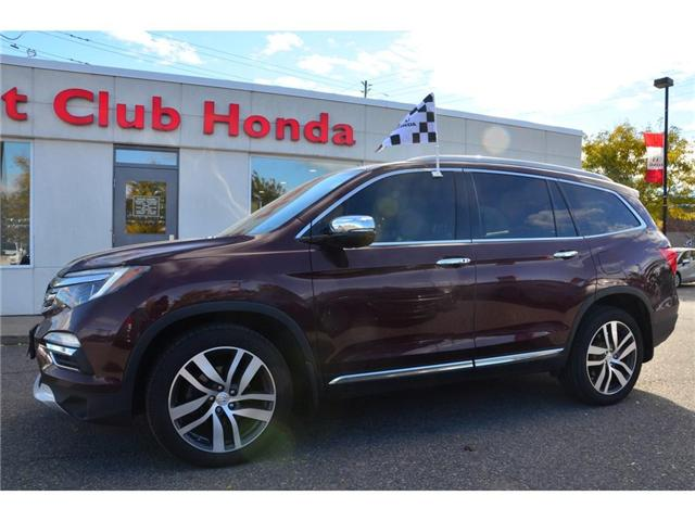 2016 Honda Pilot Touring (Stk: 6849A) in Gloucester - Image 2 of 30