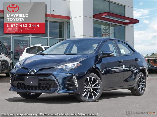 2019 Toyota Corolla XSE Package (Stk: 190244) in Edmonton - Image 1 of 24