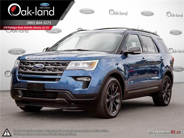 2018 Ford Explorer XLT (Stk: A3082) in Oakville - Image 1 of 25