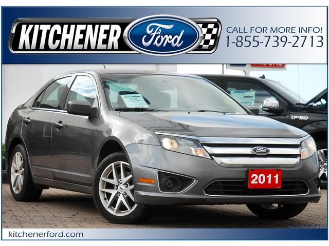 2011 Ford Fusion SEL (Stk: 8F9650AX) in Kitchener - Image 1 of 4