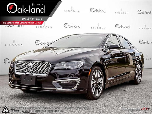 2019 Lincoln MKZ Reserve (Stk: 9L003) in Oakville - Image 1 of 23