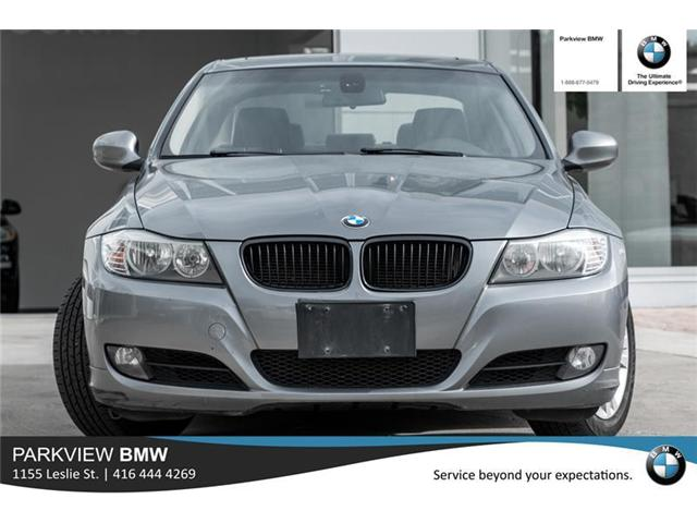 2011 BMW 328i xDrive (Stk: PP8189A) in Toronto - Image 2 of 20