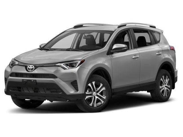 2018 Toyota RAV4 LE (Stk: 18602) in Brandon - Image 1 of 9
