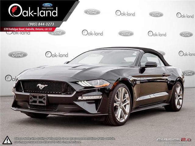 2018 Ford Mustang GT Premium (Stk: A3080) in Oakville - Image 1 of 25