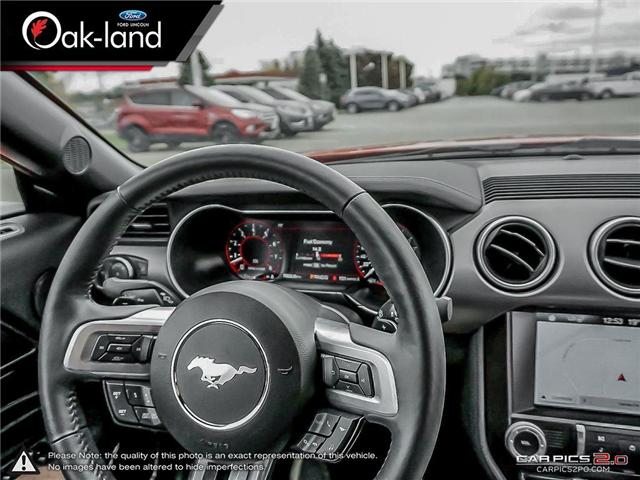 2018 Ford Mustang GT Premium (Stk: A3079) in Oakville - Image 9 of 25