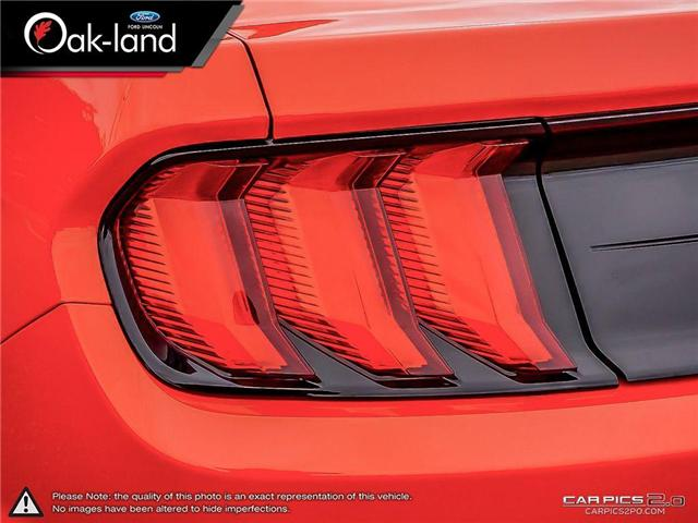 2018 Ford Mustang GT Premium (Stk: A3079) in Oakville - Image 19 of 25