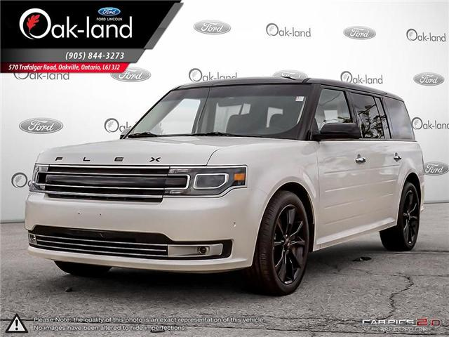 2018 Ford Flex Limited (Stk: A3081) in Oakville - Image 1 of 23