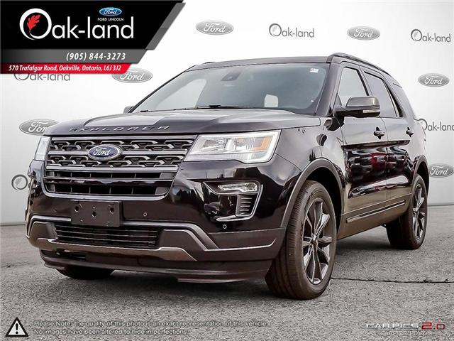 2019 Ford Explorer XLT (Stk: 9T082) in Oakville - Image 1 of 24