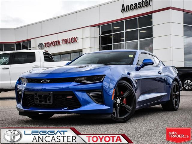 2016 Chevrolet Camaro 2SS (Stk: M185A) in Ancaster - Image 1 of 20