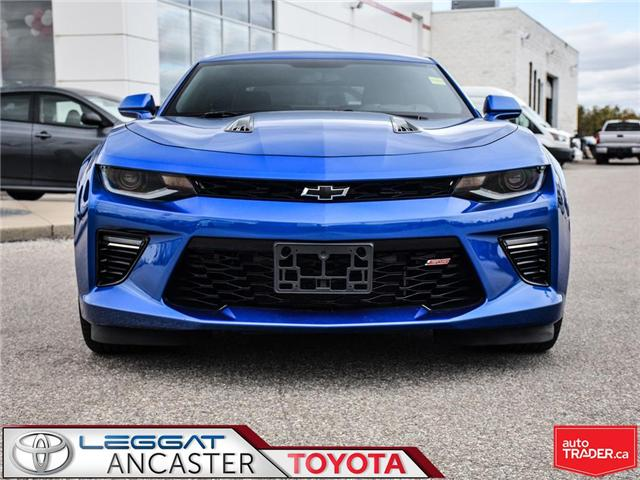 2016 Chevrolet Camaro 2SS (Stk: M185A) in Ancaster - Image 2 of 20
