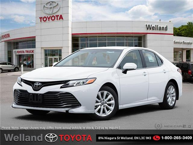2018 Toyota Camry Hybrid LE (Stk: CAH5842) in Welland - Image 1 of 23