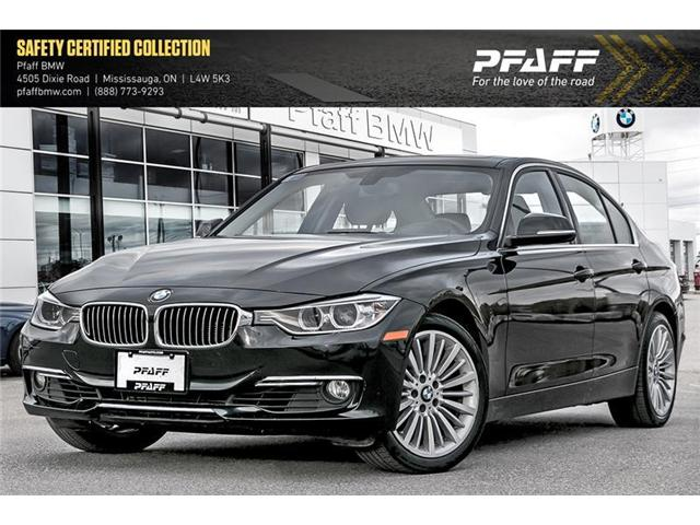 2014 BMW 328d xDrive (Stk: U5147) in Mississauga - Image 1 of 19