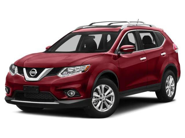 2016 Nissan Rogue S (Stk: D11337A) in Ottawa - Image 1 of 1