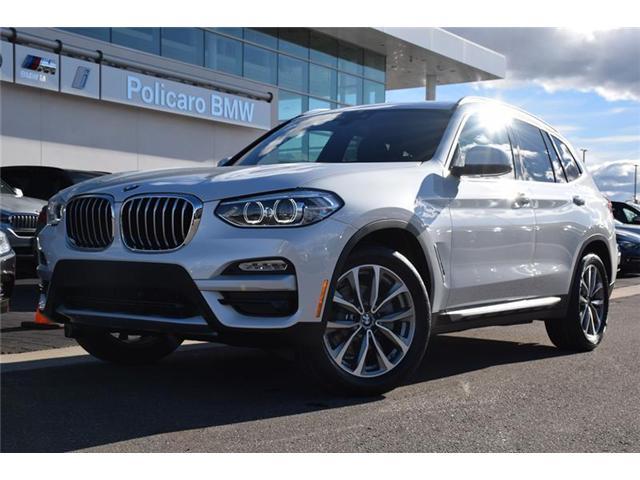 2019 BMW X3 xDrive30i (Stk: 9D96728) in Brampton - Image 1 of 12