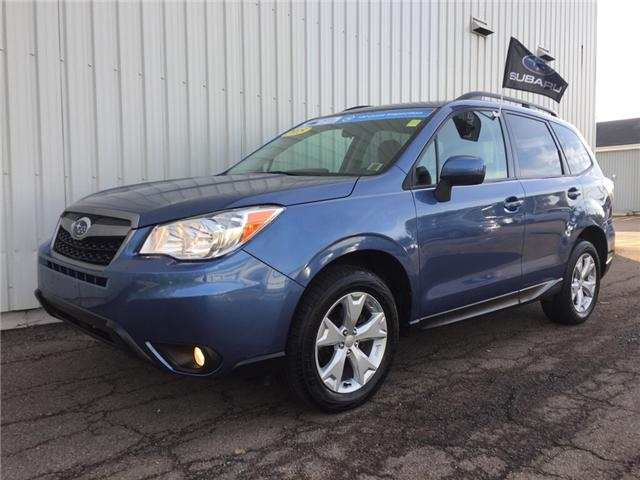2015 Subaru Forester 2.5i Convenience Package (Stk: PRO0513) in Charlottetown - Image 1 of 23