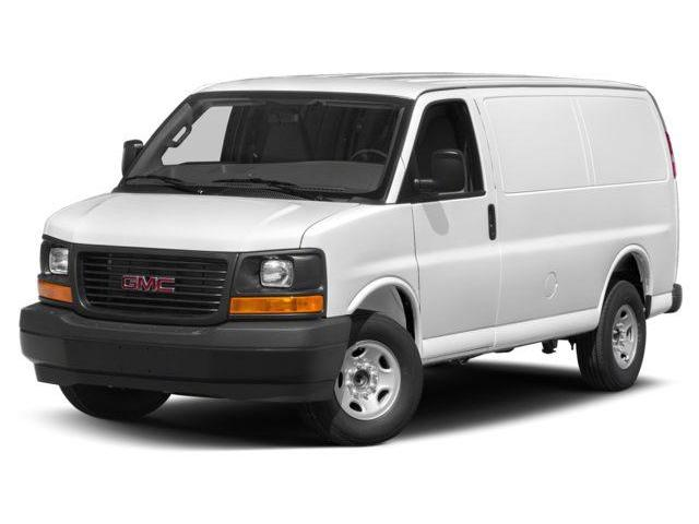 2018 GMC Savana 3500 Work Van (Stk: GH18091T) in Mississauga - Image 1 of 8