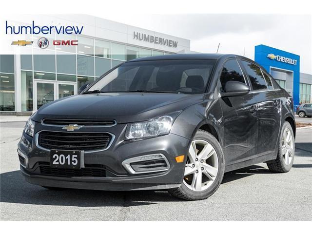 2015 Chevrolet Cruze DIESEL (Stk: 18CL109A) in Toronto - Image 1 of 21