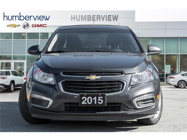 2015 Chevrolet Cruze DIESEL (Stk: 18CL109A) in Toronto - Image 2 of 21