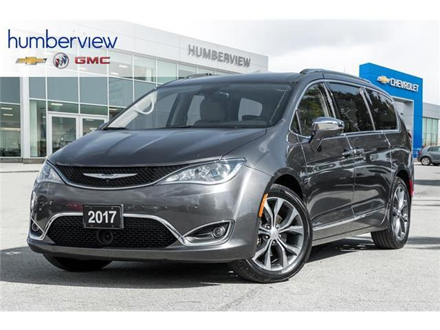 2017 Chrysler Pacifica Limited (Stk: B9R007A) in Toronto - Image 1 of 22