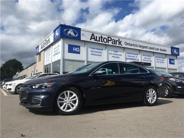 2017 Chevrolet Malibu 1LT (Stk: 17-45755) in Brampton - Image 1 of 24