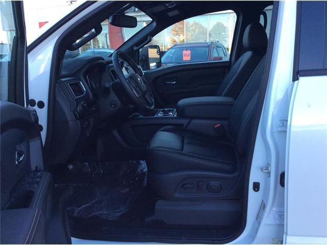 2018 Nissan Titan SL Midnight Edition (Stk: 18-254) in Smiths Falls - Image 9 of 12
