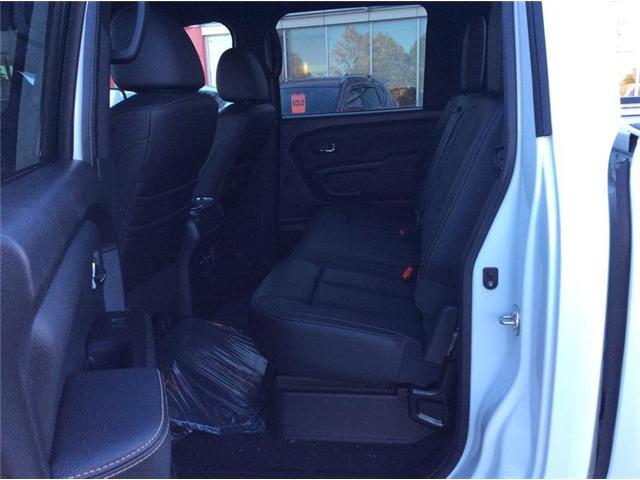 2018 Nissan Titan SL Midnight Edition (Stk: 18-254) in Smiths Falls - Image 10 of 12