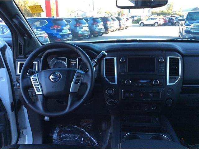 2018 Nissan Titan SL Midnight Edition (Stk: 18-254) in Smiths Falls - Image 11 of 12