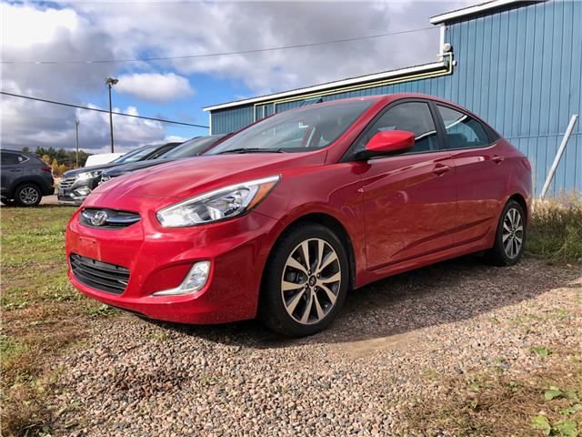 2016 Hyundai Accent SE (Stk: 18344-1) in Pembroke - Image 1 of 11