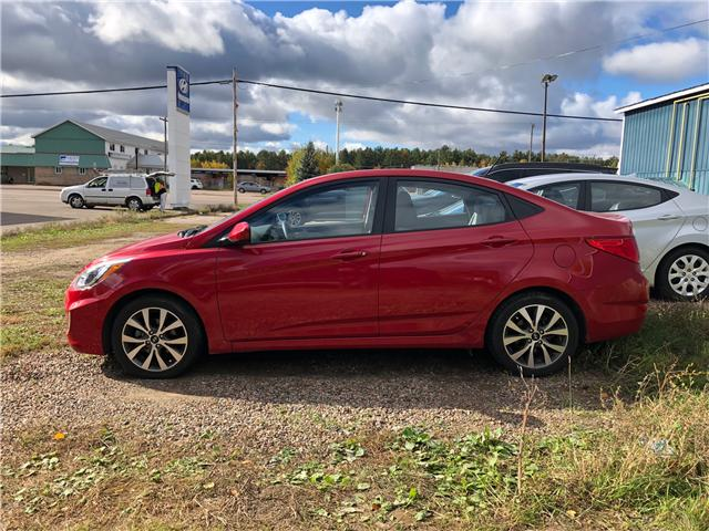 2016 Hyundai Accent SE (Stk: 18344-1) in Pembroke - Image 2 of 11