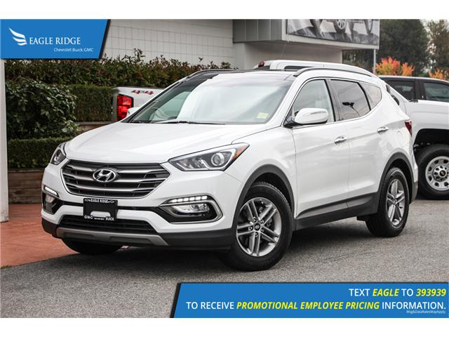 2017 Hyundai Santa Fe Sport 2.4 Luxury (Stk: 170206) in Coquitlam - Image 1 of 17