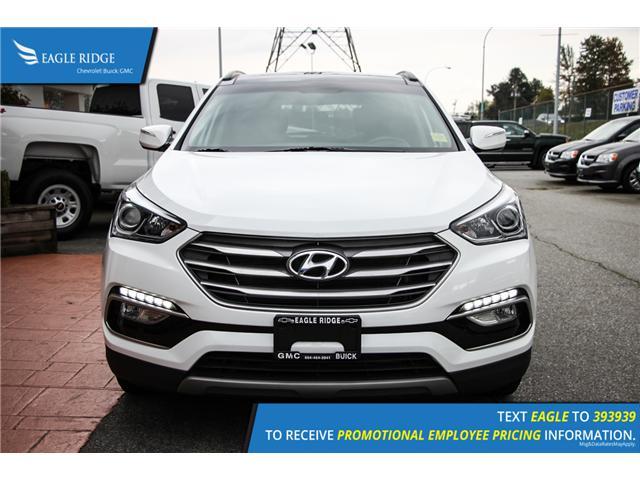 2017 Hyundai Santa Fe Sport 2.4 Luxury (Stk: 170206) in Coquitlam - Image 2 of 17