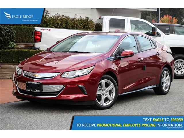 2019 Chevrolet Volt LT (Stk: 91201A) in Coquitlam - Image 1 of 16