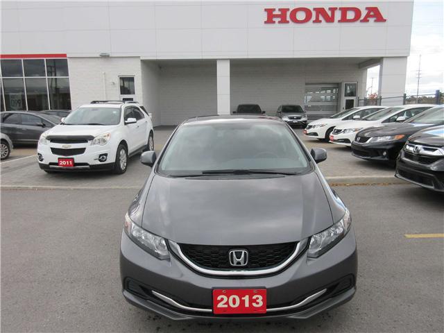 2013 Honda Civic EX (Stk: VA3218) in Ottawa - Image 2 of 10
