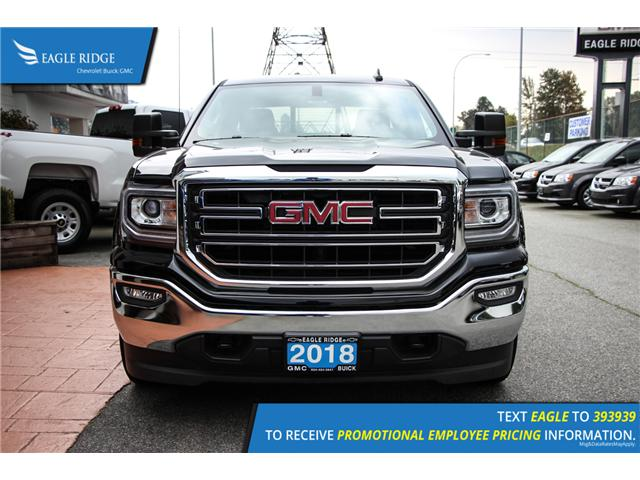 2018 GMC Sierra 1500 SLE (Stk: 88351A) in Coquitlam - Image 2 of 15