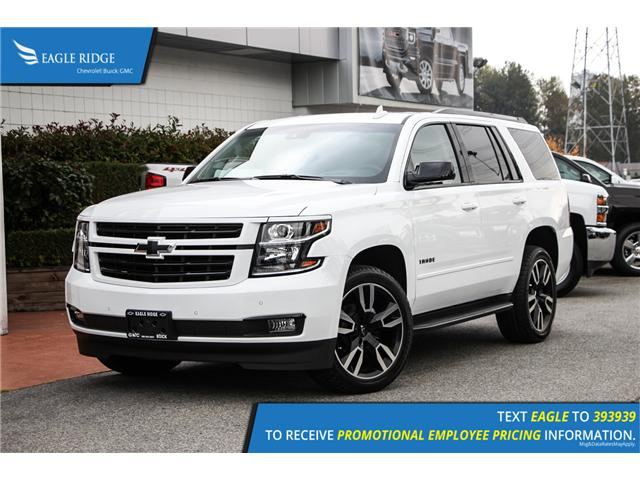 2019 Chevrolet Tahoe Premier (Stk: 97600A) in Coquitlam - Image 1 of 21