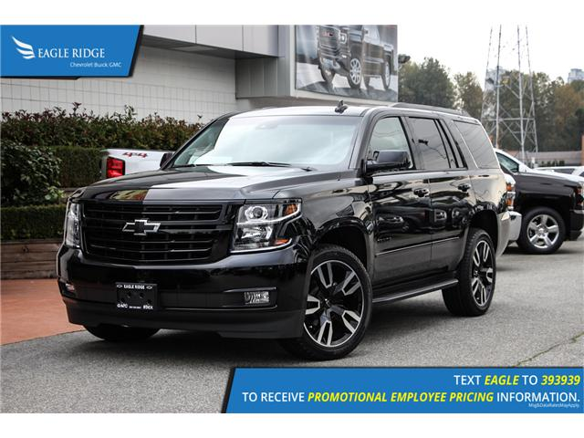 2019 Chevrolet Tahoe Premier (Stk: 97601A) in Coquitlam - Image 1 of 21