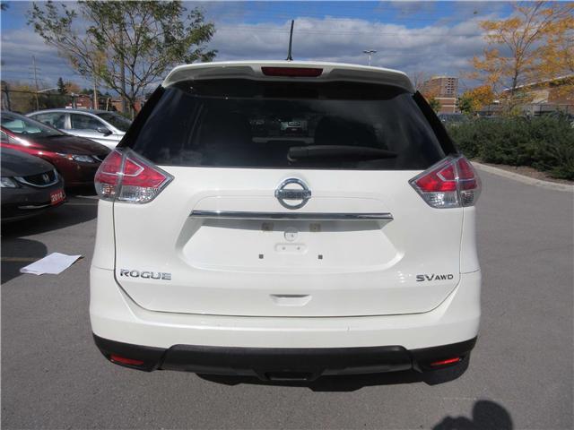 2016 Nissan Rogue SV (Stk: VA3216) in Ottawa - Image 2 of 10